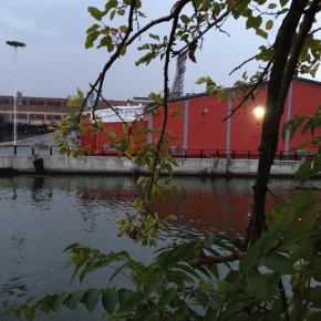 View of Gowanus Canal at 6th street